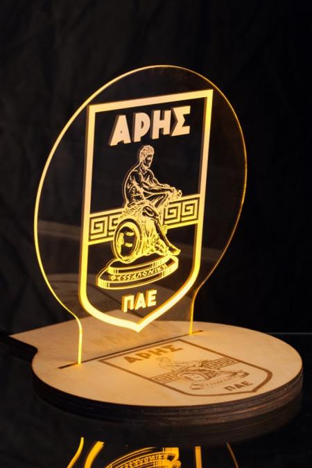 Led Lamp 25cm (παραλλαγή)