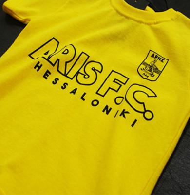 T-SHIRT ARIS FC ΚΙΤΡΙΝΟ