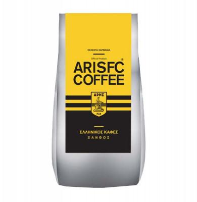 Ελληνικός καφές ξανθός ARIS FC 250gr